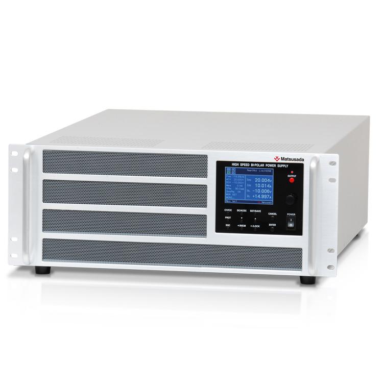 POEFシリーズ|バイポーラ電源/電力増幅器なら松定プレシジョン